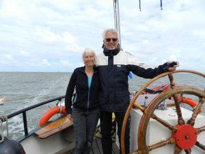 Zeiltochten op IJsselmeer en Waddenzee